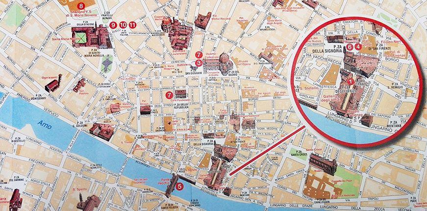 10 cosas que puedes hacer en Florencia gratis - parte 2