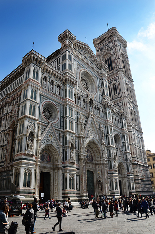 Visit the most beautiful Florence churches with us