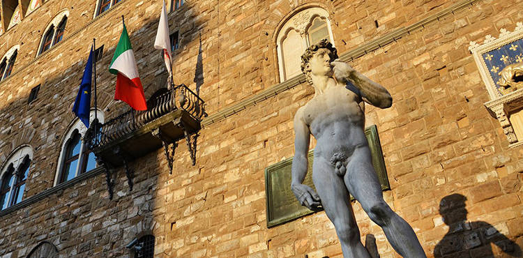 A walk through the Florence of the Medici