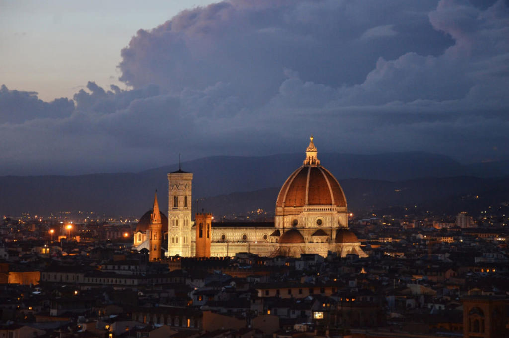 Studying in Florence and the activities of italianme