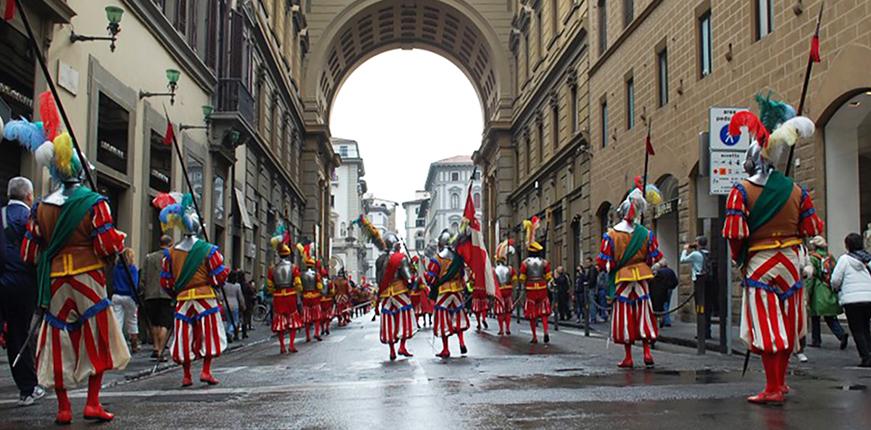 No sabes qué hacer durante Pascua en Florencia? Pregunta a italianme!