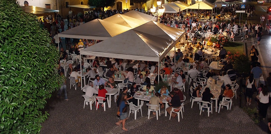 Sagra festival, what is the Sagra festival?