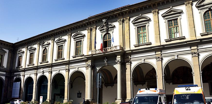 Santa Maria Nuova Hospital in Florence celebrates its 730th anniversary