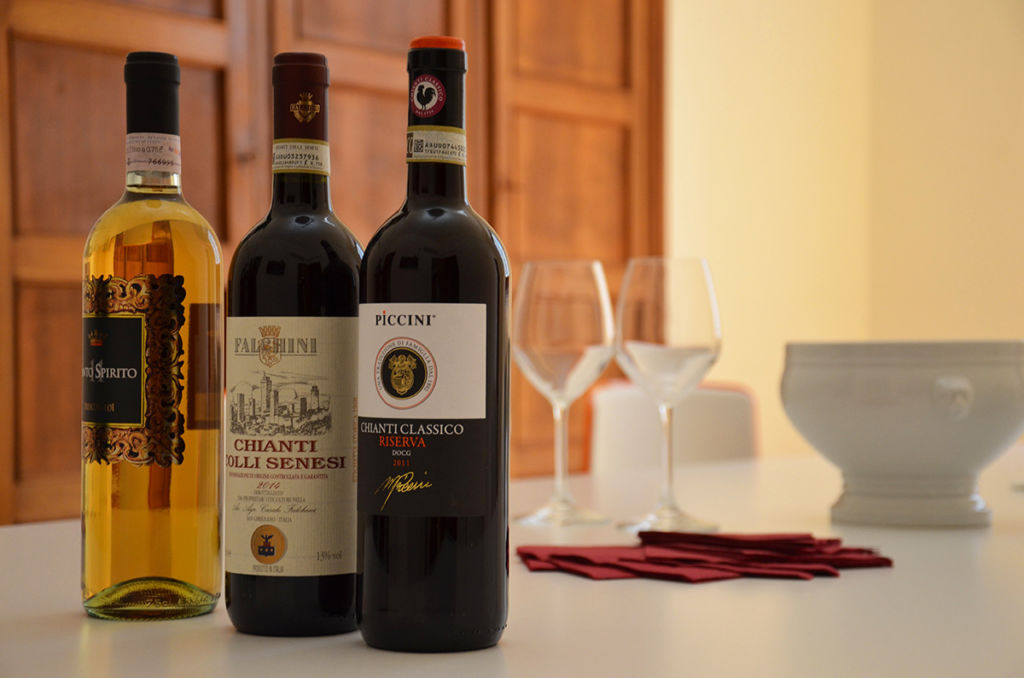Italy is well known for its food and wines