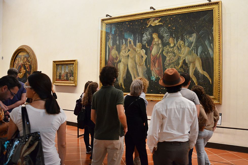 Intensive Italian language course + private lessons of art history