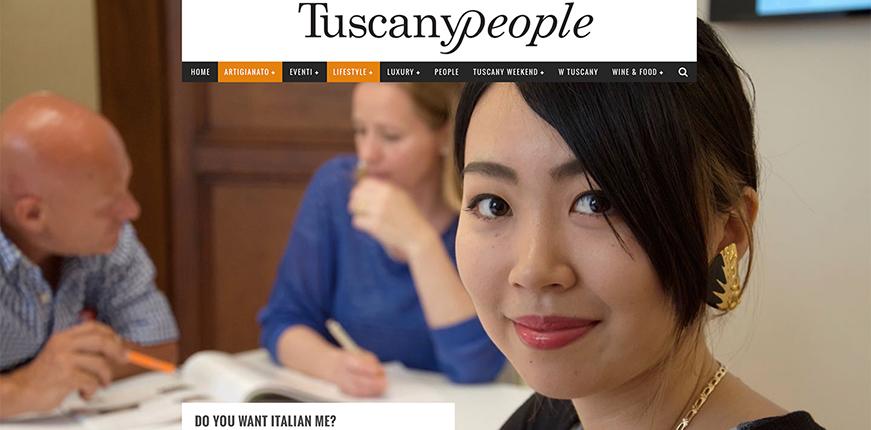 イタリア語を勉強する そして新しいアイデンティティを身につけませんか。