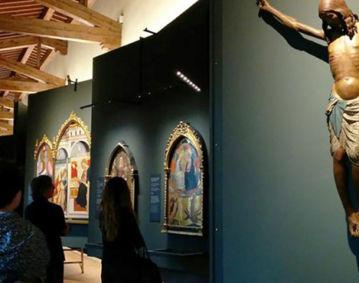 Una visita emozionante al museo degli innocenti