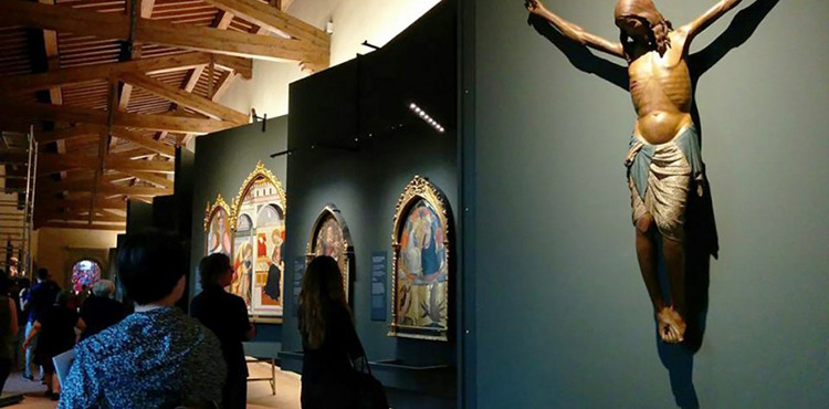 Uma visita emocionante no museo degli innocenti