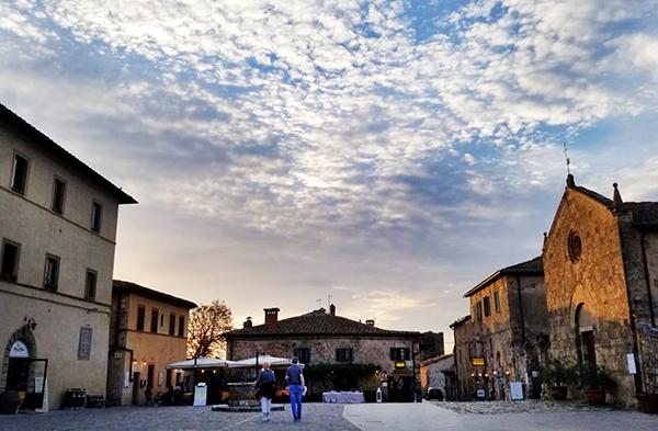 Descoberta da Toscana, mais de um sonho mágico